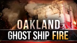 <b>Oakland </b> Warehouse Party Fire