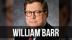 <b>William Barr