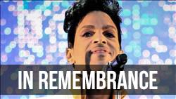 <b>Remembering </b> Prince