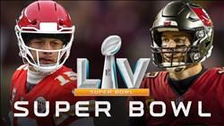 <b>NFL </b> Super Bowl LV