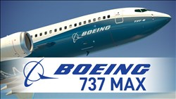 <b>Boeing</b> 737 MAX