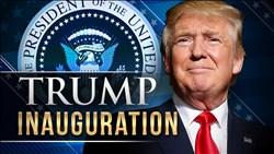 <b>Trump Inauguration</b>