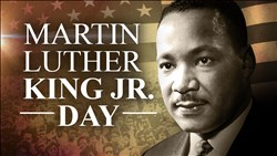 <B>	Martin Luther King Day</B> Package