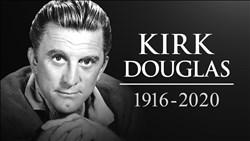 <b>Remembering</b> Kirk Douglas