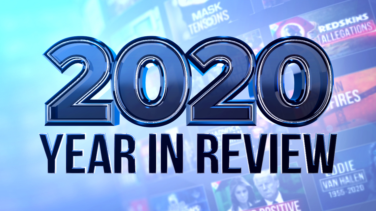 <b>2020</b> Year in Review