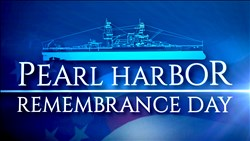 <B>Pearl Harbor Remembrance Day</B> Package