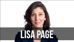 <b>Lisa Page