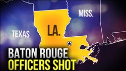 <b>Baton Rouge Police </b> Shootings