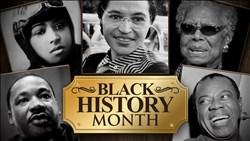 <B>Black History</B> Month