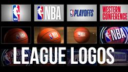 <b>NBA</b> League Logos