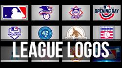 <b>MLB</b> Logos Event Graphics