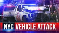 <b>NYC</b> Vehicle Attack