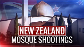 <b>New Zealand</b> Mosque Shootings