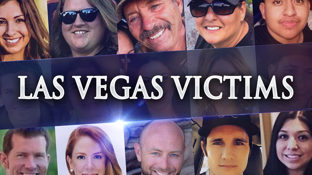 <b>Las Vegas</b> Shooting Victims