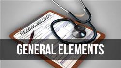 <b>General</b> Medical Elements