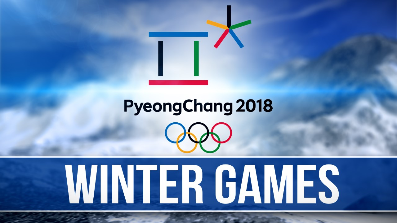 <b>2018 </b> Winter Olympics