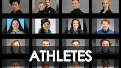 2018 Winter Olympics Athlete Headshots