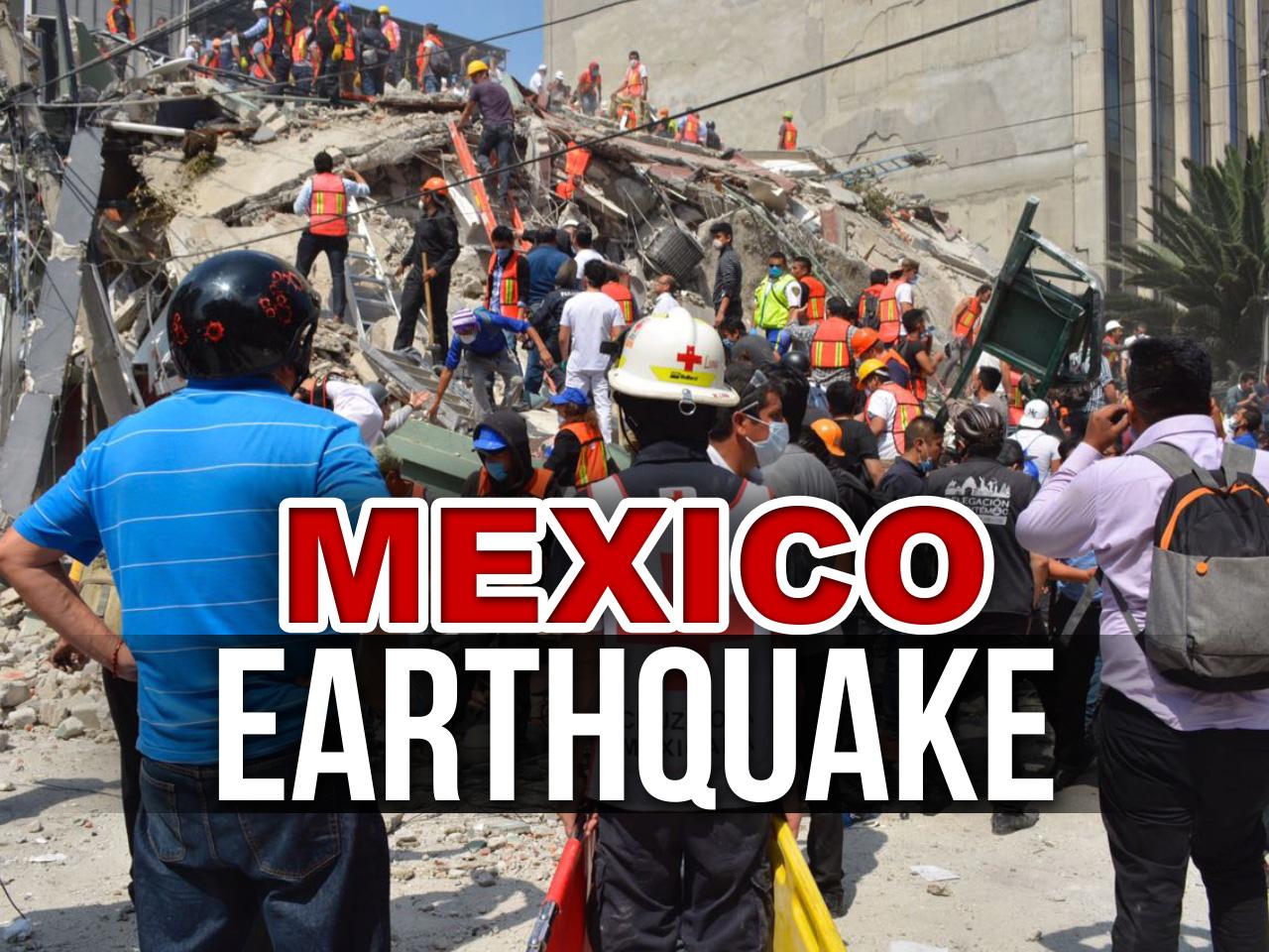 <b>Mexico</b> Earthquake