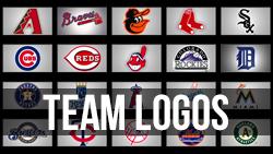 <b>MLB</b> Team Logos