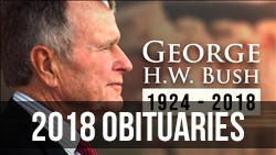 <b>2018</b> Obituaries