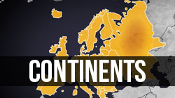 Maps - Continents