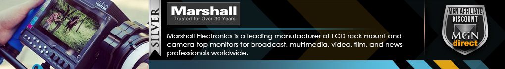 Visit Marshall Electronics Website
